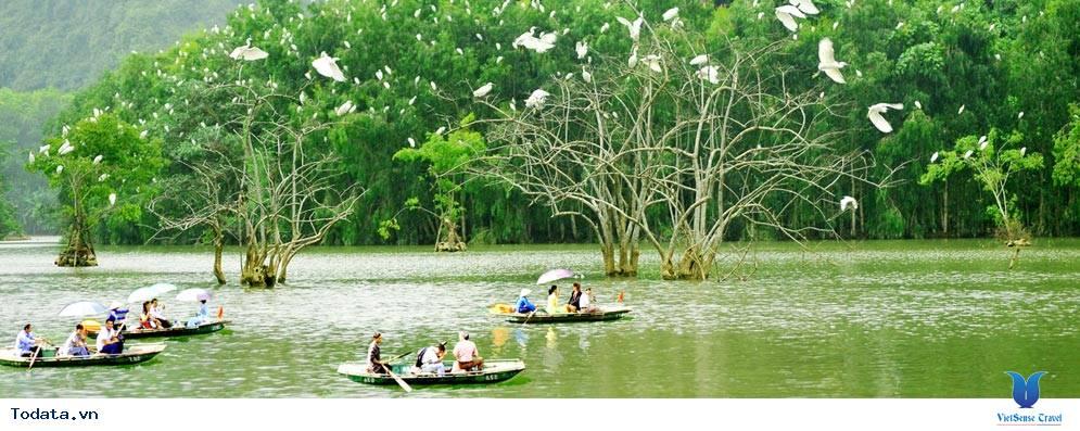 Tour Du Lịch Hoa Lư - Tam Cốc - Vườn Chim Thung Nham Từ Hà Nội - 2 Ngày 1 Đêm