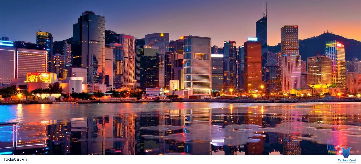 Tour Du Lịch Hồng Kông - Disney Land 4 Ngày 3 Đêm
