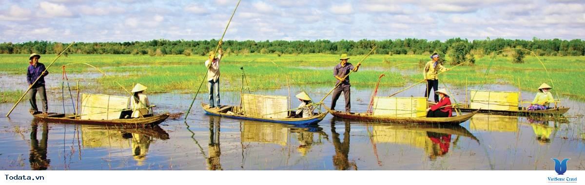 Tour Du Lịch Miền Tây : Sài Gòn - Mỹ Tho - Cần Thơ