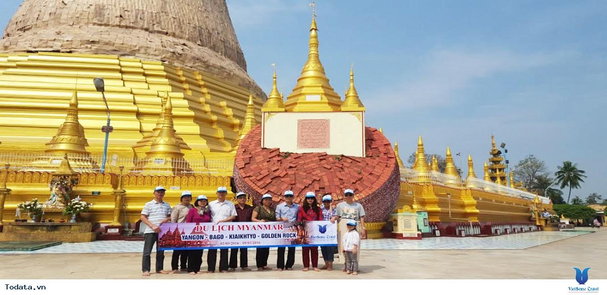 Tour Du Lịch Myanmar Khởi Hành Từ Tp.Hồ Chí Minh
