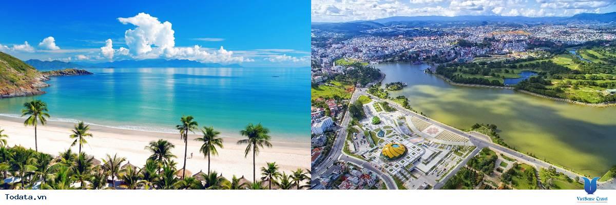 Tour Du Lịch Nha Trang - Đà Lạt 5 Ngày 4 Đêm