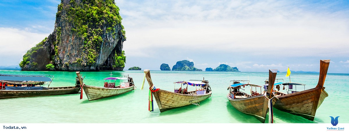 Tour Du Lịch PhuKet Thái Lan Khởi Hành Từ Hà Nội 4 Ngày