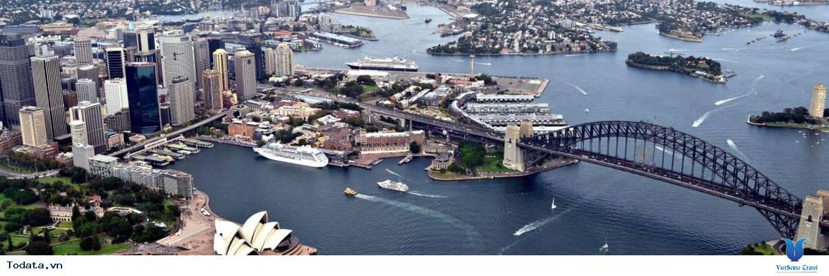 Tour Du Lịch Úc 7 Ngày - Melbourne - Canberra - Sydney
