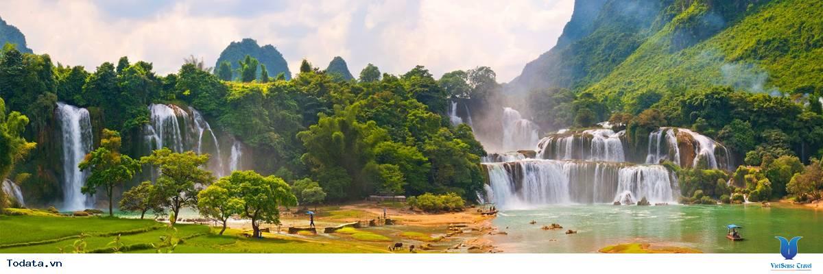 Tour Hồ Ba Bể - Thác Bản Giốc - Động Ngườm Ngao - Hang Pác Bó Dịp Tết Âm 2017