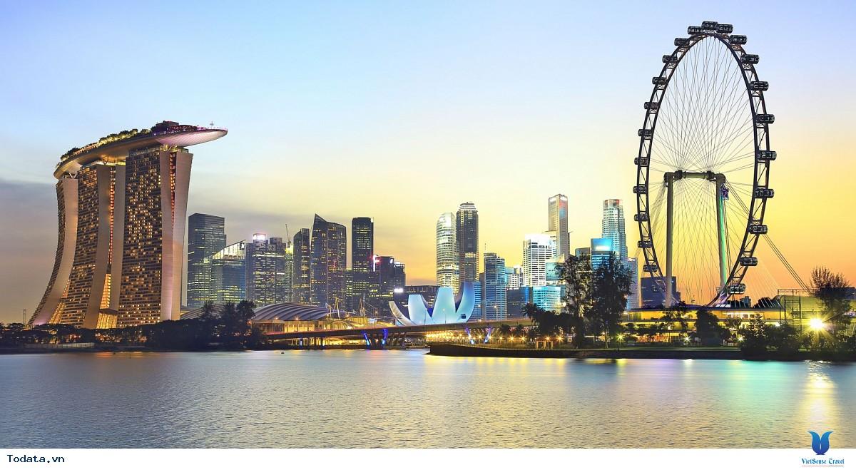 Tour khám phá Singapore dịp tết dương lịch