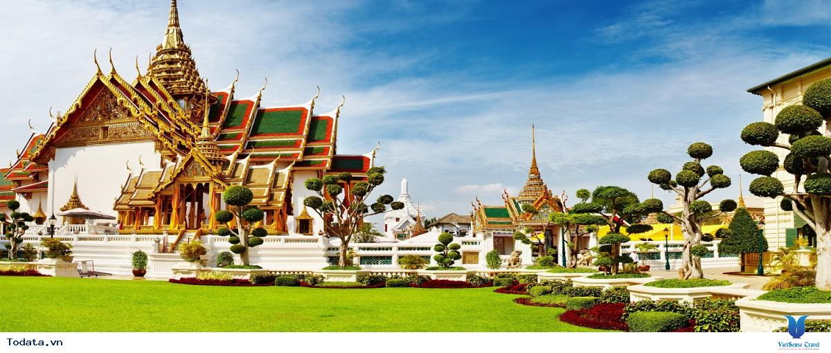 Tour Thái Lan 4 Ngày 3 đêm: Bangkok - Pattaya