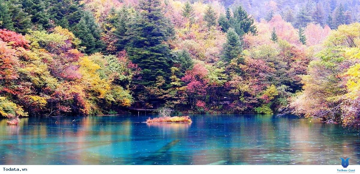 Tour Trung Quốc 5 Ngày: Thành Đô - Cửu Trại Câu - Mâu Ni Câu