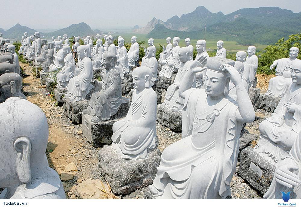 Thư viện ảnh 500 tượng La Hán