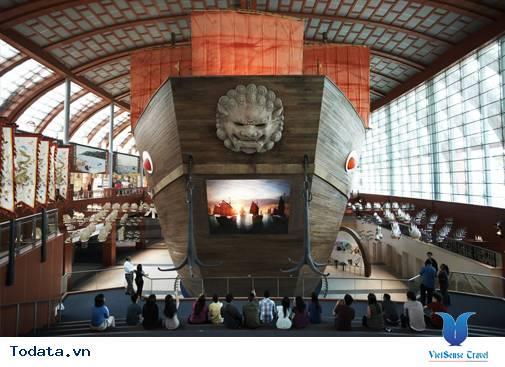 Thư viện ảnh Bảo Tàng Hàng Hải & Thủy Cung