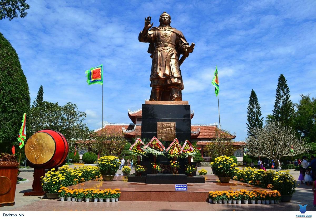 Thư viện ảnh Bảo Tàng Quang Trung Hoàng Đế