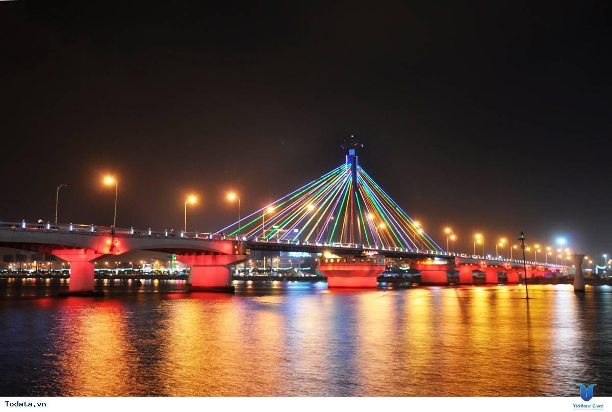 Thư viện ảnh Cầu quay sông Hàn