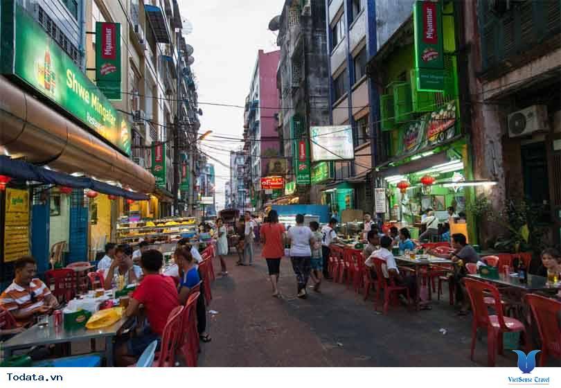 Thư viện ảnh China Town Yangon