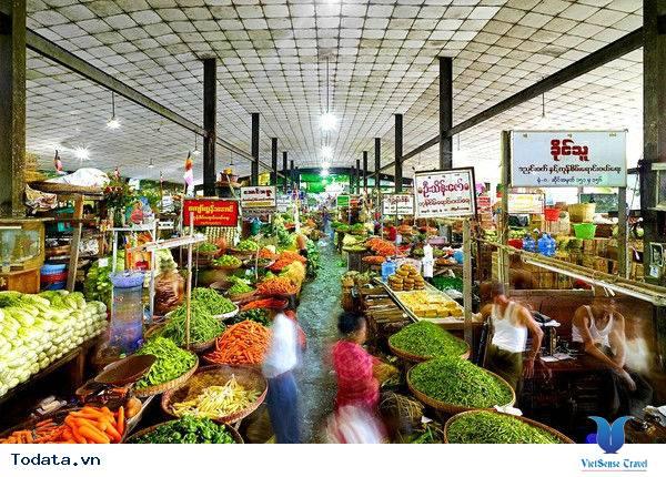 Thư viện ảnh Chợ Bogyoke Aung San [Scott Market]