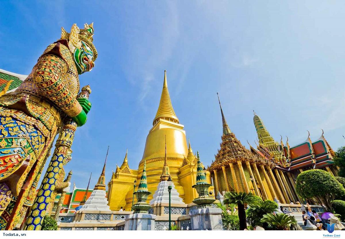 Thư viện ảnh Chùa Phật Vàng [Wat Traimit]
