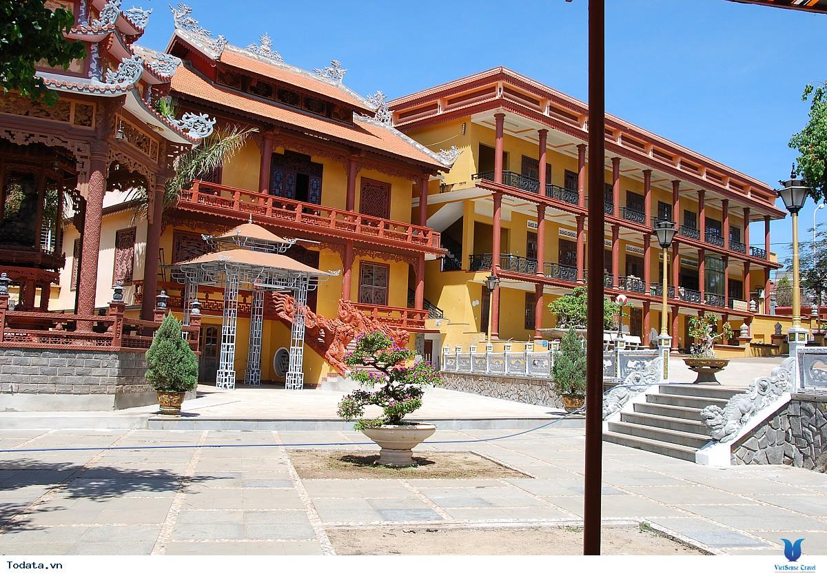 Thư viện ảnh chùa Tứ sắc Khải Đoan