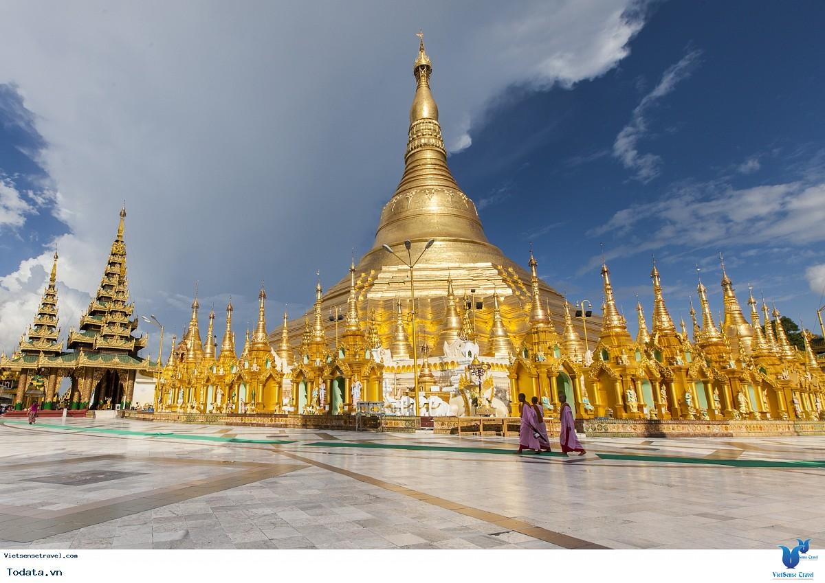 Thư viện ảnh Chùa vàng Bago Shwe Maw Daw