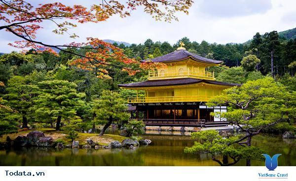 Thư viện ảnh Chùa vàng Kinkakuji