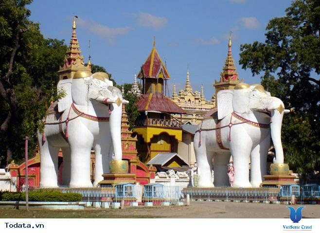 Thư viện ảnh Chùa Voi trắng Myanmar