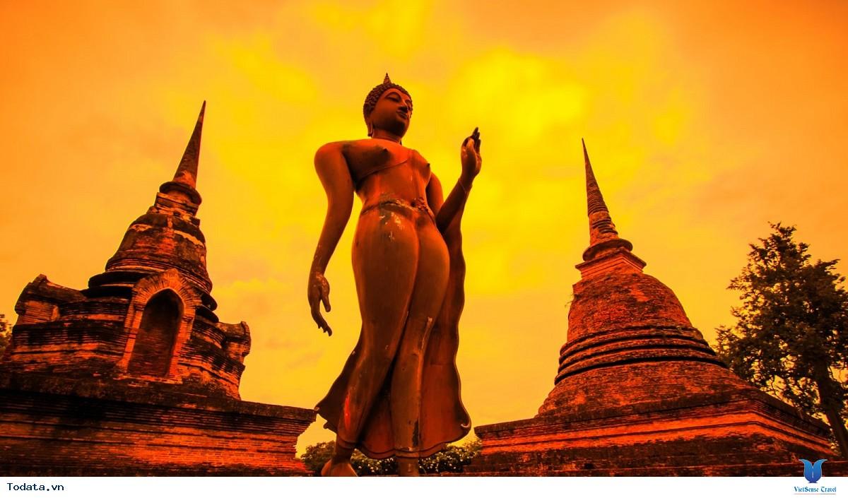 Thư viện ảnh Cố đô Sukhothai