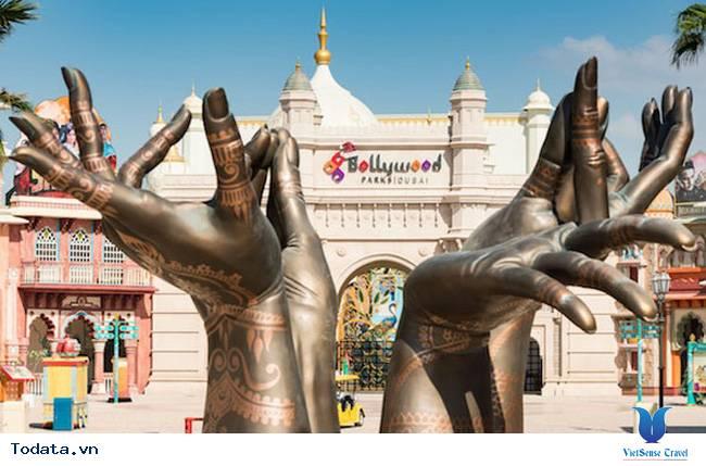 Thư viện ảnh Công viên giải trí Bollywood