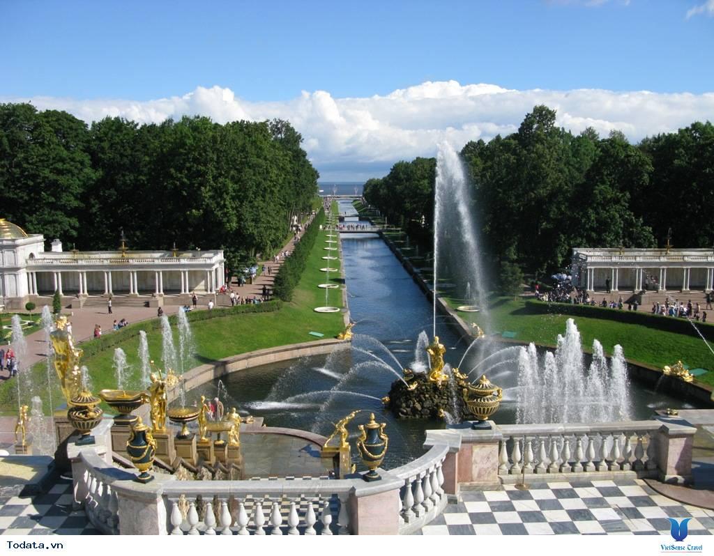 Thư viện ảnh Cung điện mùa hè Peterhof