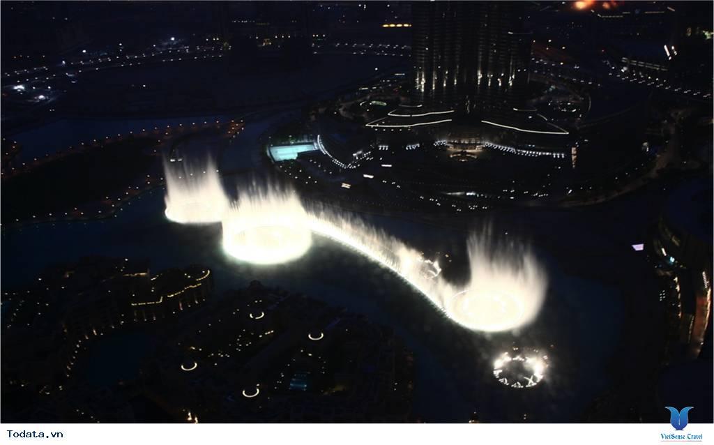 Thư viện ảnh Đài phun nước Dubai