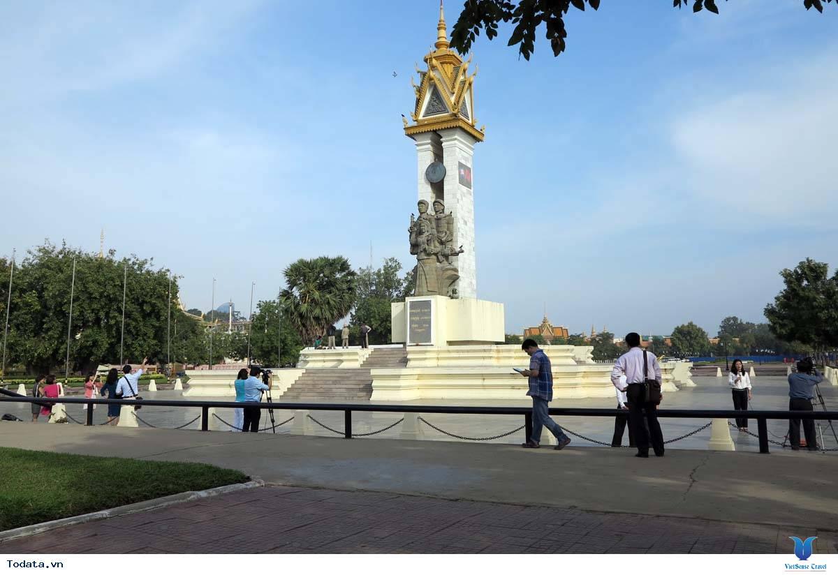 Thư viện ảnh Đài tưởng niệm Việt Nam – Cambodia