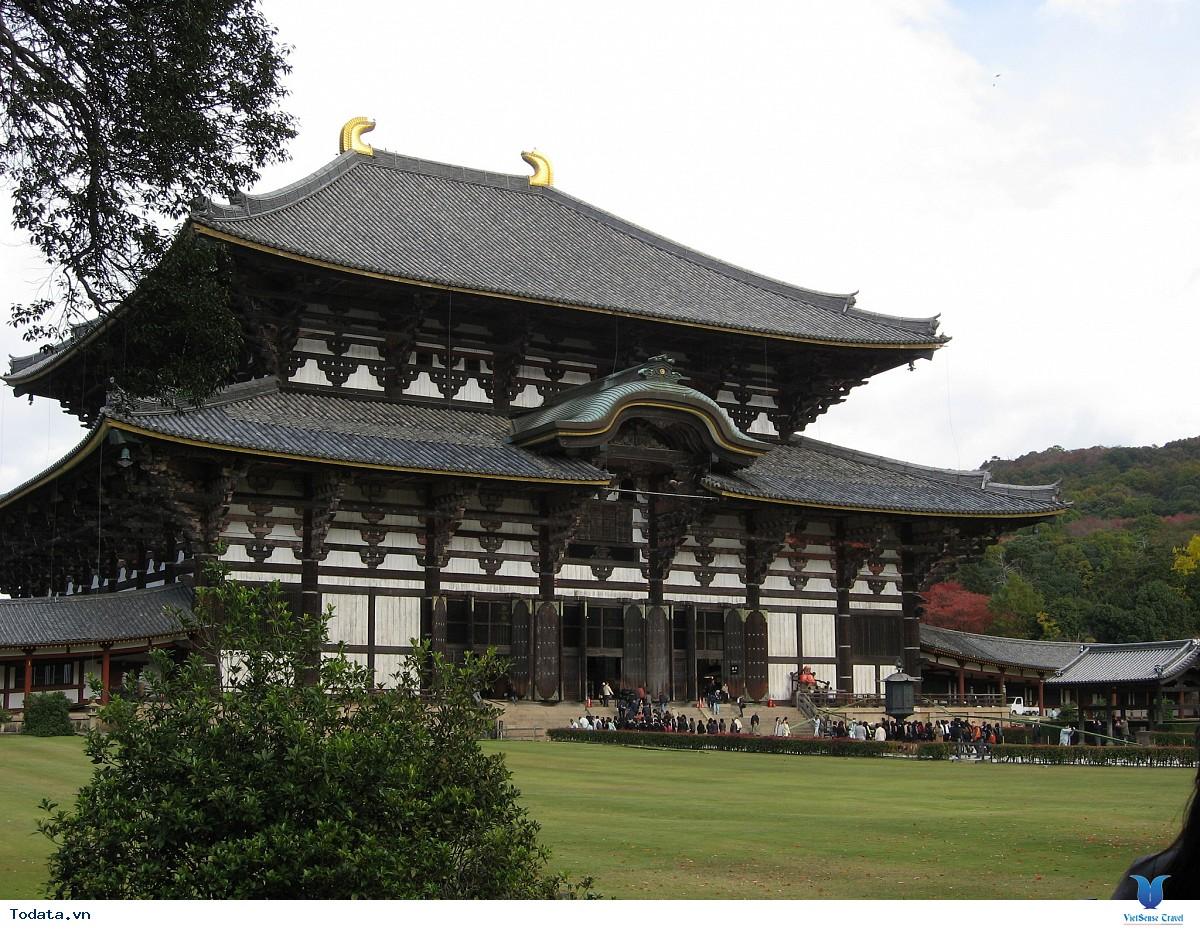 Thư viện ảnh Đền đài Todaiji