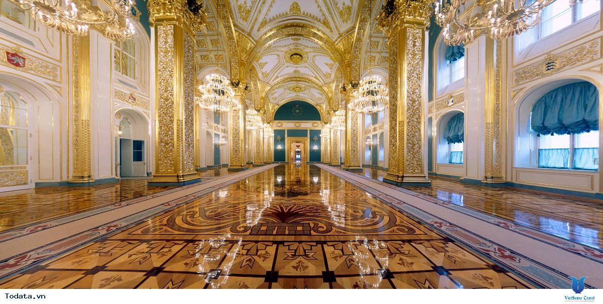Thư viện ảnh Điện Kremlin