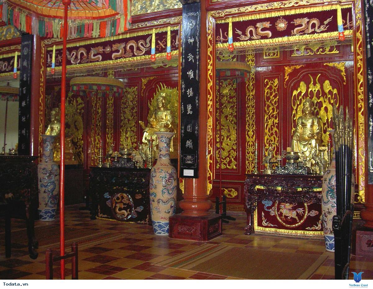 Thư viện ảnh Điện Thờ Tây Sơn Tam Kiệt