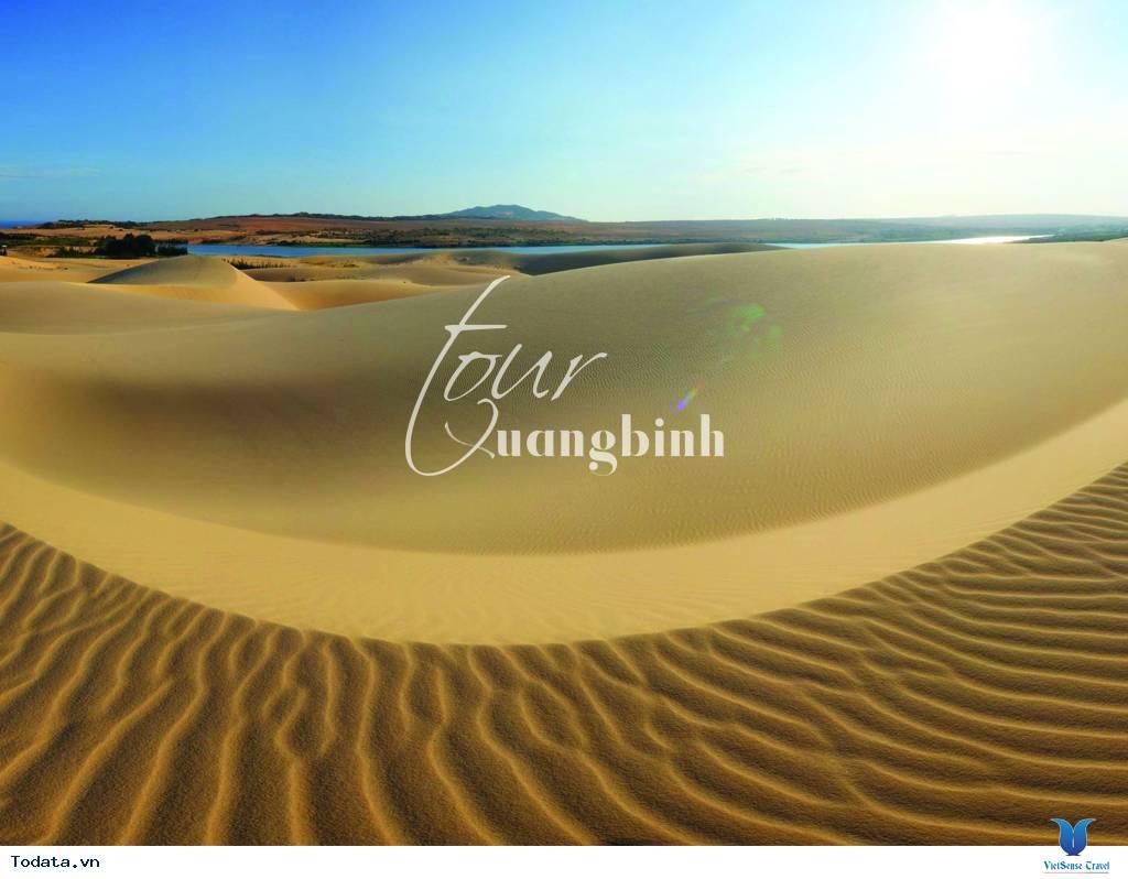 Thư viện ảnh đồi cát Bảo Ninh