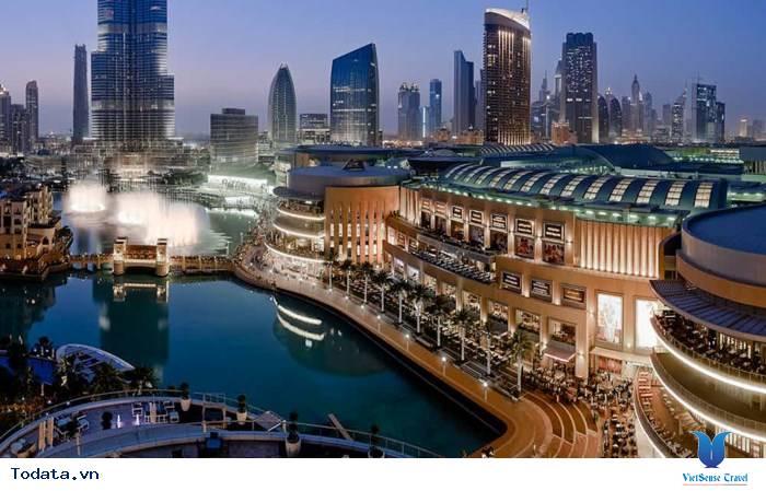 Thư viện ảnh Dubai Mall
