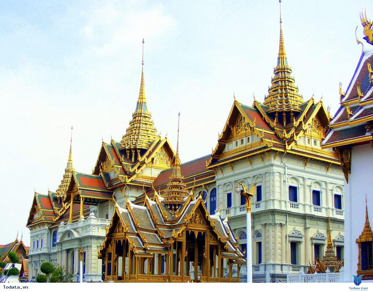 Thư viện ảnh Hoàng cung Grand Palace