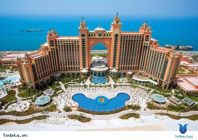 Thư viện ảnh khách sạn 5 sao Atlantis