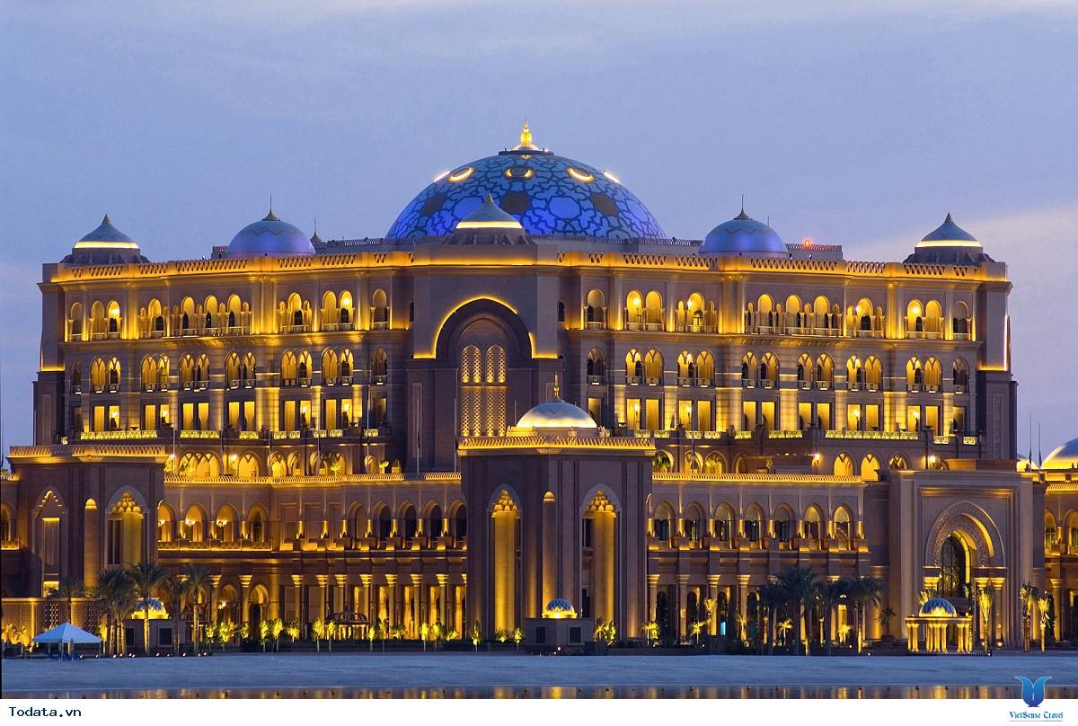 Thư viện ảnh Khách sạn Emirates Palace