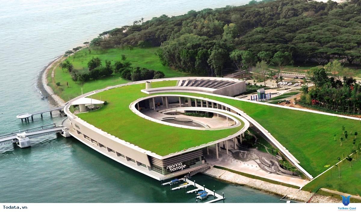 Thư viện ảnh Marina Barrage