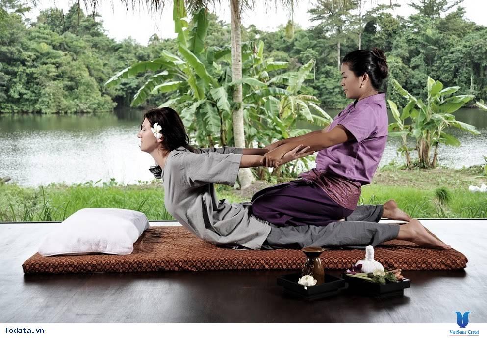 Thư viện ảnh Massage Thái Lan