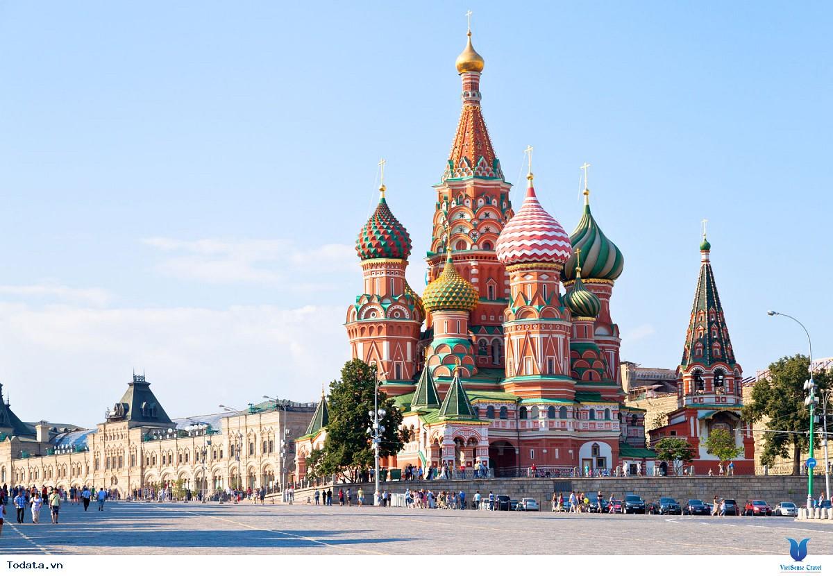 Thư viện ảnh MOSCOW