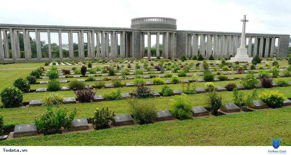 Thư viện ảnh Nghĩa trang Chiến tranh Htauk Kyant