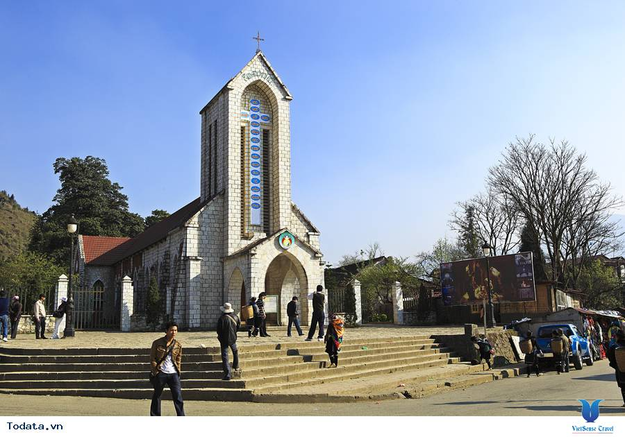 Thư viện ảnh nhà thờ đá Sapa