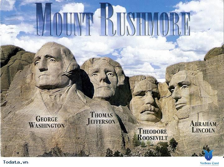 Thư viện ảnh Núi Tổng Thống Mount Rushmore