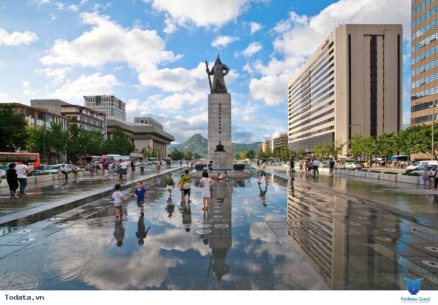 Thư viện ảnh Quảng Trường Gwanghwamun Square