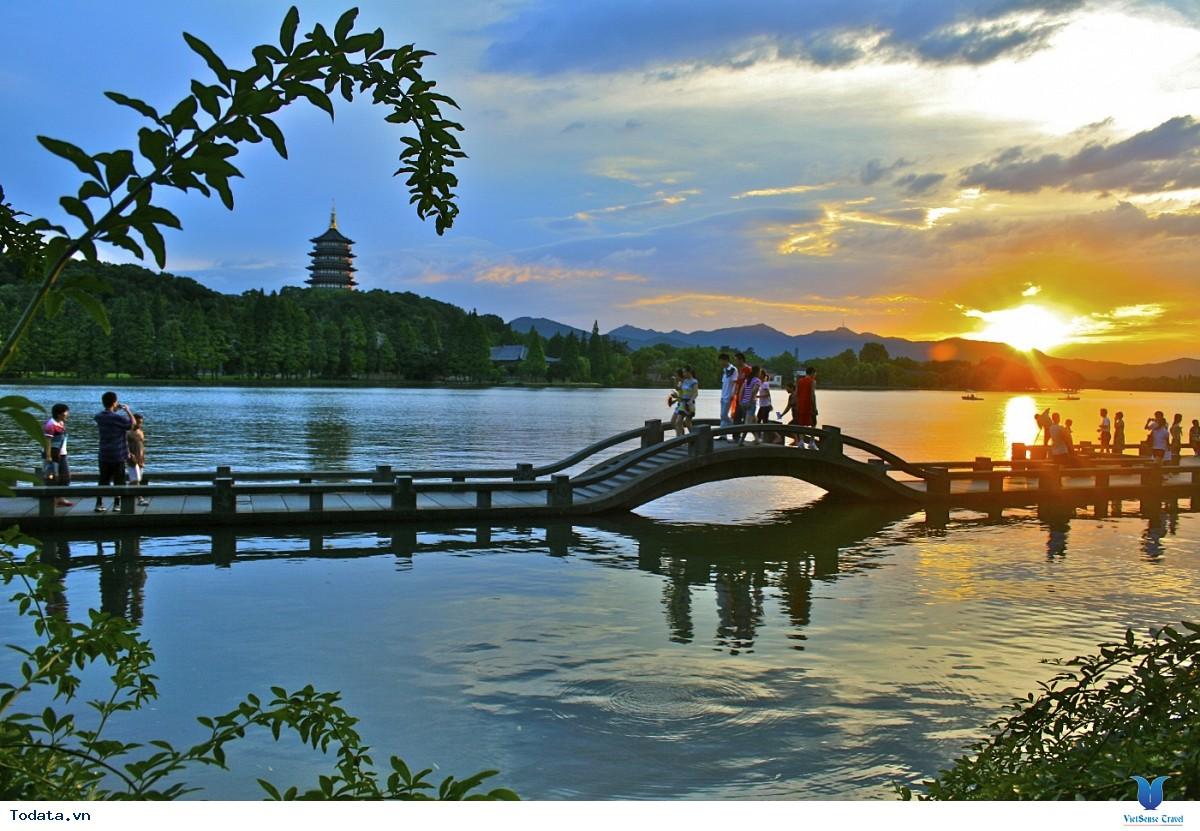 Thư viện ảnh Tây Hồ- Trung Quốc
