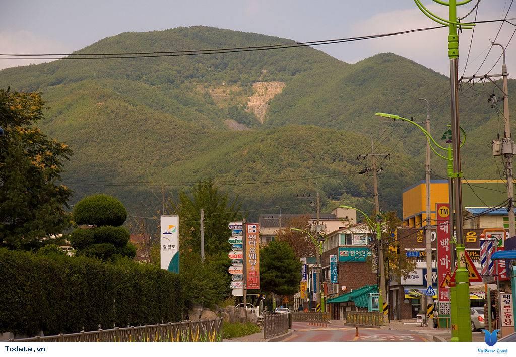 Thư viện ảnh Thành phố Taebaek