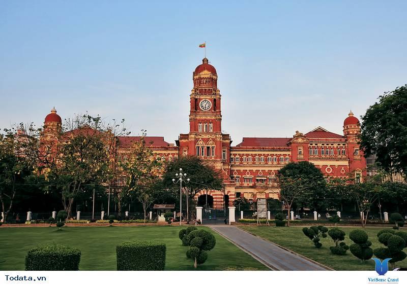 Thư viện ảnh Tòa án tối cao Myanmar