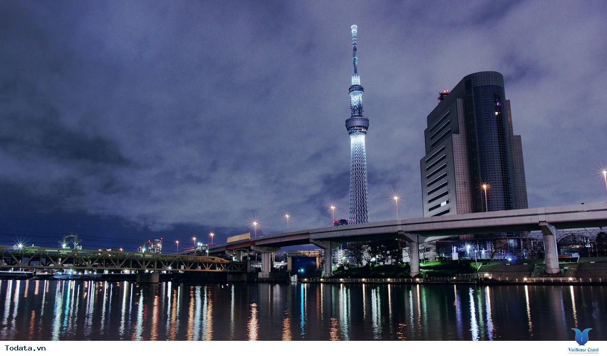 Thư viện ảnh Tokyo Sky Tree Tower