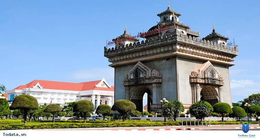 Thư viện ảnh Tượng Đài Chiến Thắng Patuxay