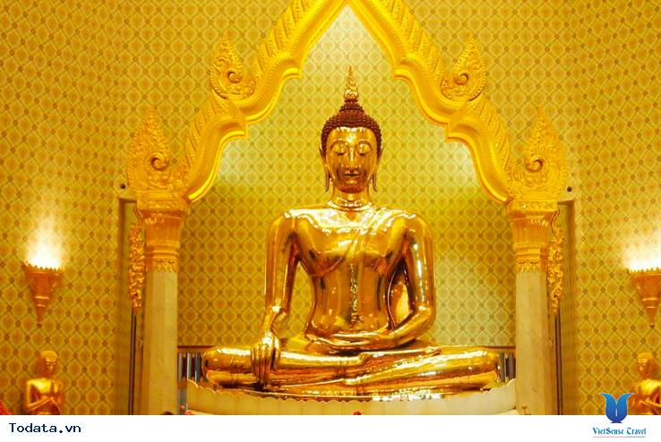 Thư viện ảnh Tượng Phật Vàng