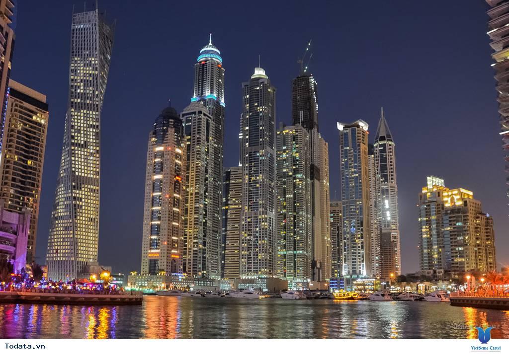 Thư viện ảnh Vịnh Dubai Marina