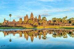 Angkor Wat tuyệt đỉnh của nghệ thuật kiến trúc Khmer